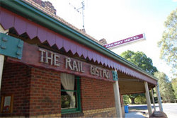 Railway Hotel - Goulburn Accommodation