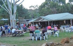 Bush Shack Brewery - Goulburn Accommodation
