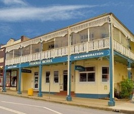 Federal Hotel Bellingen - Goulburn Accommodation