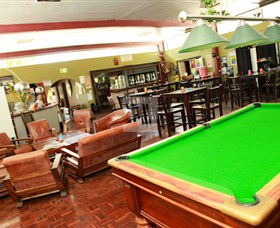 Darwin Railway Social and Sports Club - Goulburn Accommodation