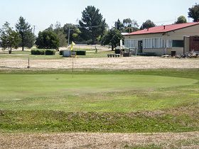 Campbell Town Golf Club - Goulburn Accommodation