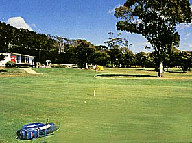 Bicheno Golf Club Incorporated - Goulburn Accommodation