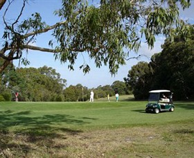 Leongatha Golf Club - Goulburn Accommodation