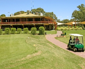 Coomealla Golf Club - Goulburn Accommodation