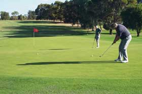 Waikerie Golf Club - Goulburn Accommodation
