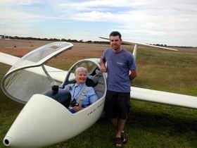 Waikerie Gliding Club - Goulburn Accommodation