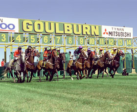 Goulburn and District Racing Club - Goulburn Accommodation