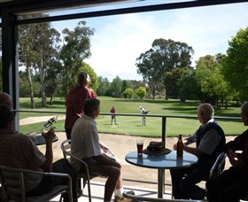 Queanbeyan Golf Club - Goulburn Accommodation