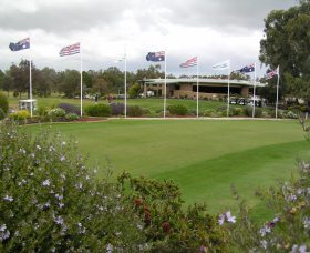 Tocumwal Golf Club - Goulburn Accommodation