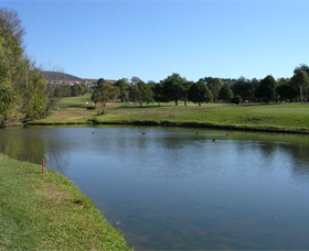 Capital Golf Club - Goulburn Accommodation