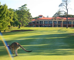 Royal Canberra Golf Club - Goulburn Accommodation