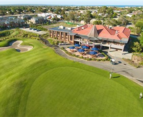 Patterson River Golf Club - Goulburn Accommodation