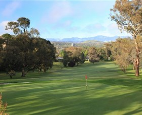 Federal Golf Club - Goulburn Accommodation