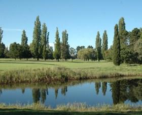 Goulburn Golf Club - Goulburn Accommodation