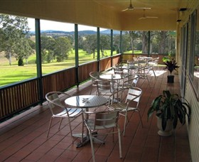 Woodenbong and District Golf Club - Goulburn Accommodation