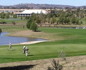 Gungahlin Lakes Golf and Community Club - Goulburn Accommodation