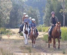 Horse Riding at Oaks Ranch and Country Club - Goulburn Accommodation