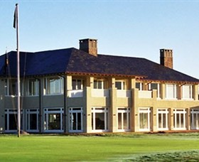 Royal Melbourne Golf Club - Goulburn Accommodation