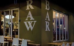 Raw Bar - Goulburn Accommodation