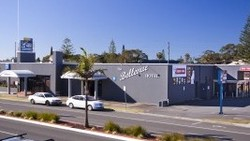 Bellevue Hotel Tuncurry - Goulburn Accommodation
