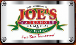 Joe's Waterhole Hotel - Goulburn Accommodation