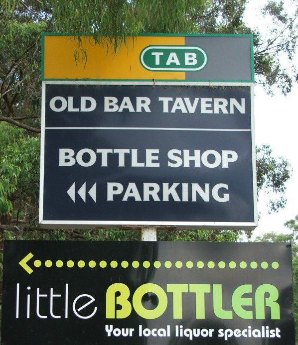 Old Bar Tavern - Goulburn Accommodation