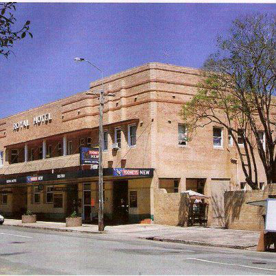 Royal Hotel - Goulburn Accommodation