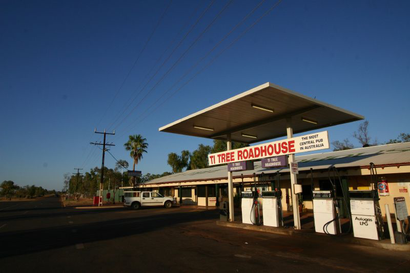 Ti Tree Roadhouse - Goulburn Accommodation