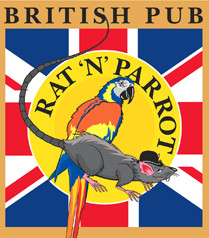 Rat 'n' Parrot British Pub