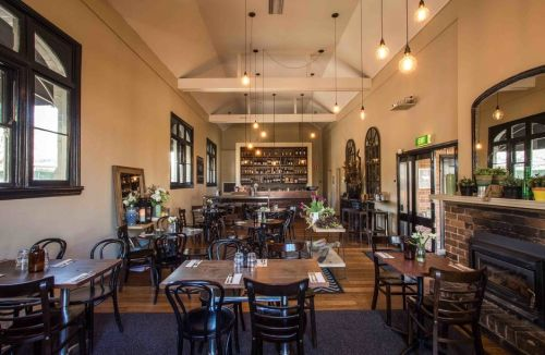 Union Bank Wine Bar - Goulburn Accommodation