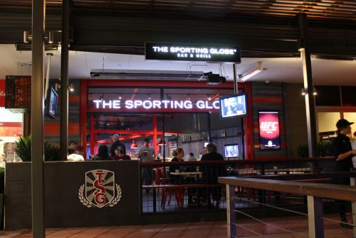The Sporting Globe Bar amp Grill - Goulburn Accommodation
