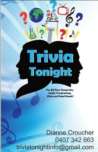 Trivia Tonight - Goulburn Accommodation