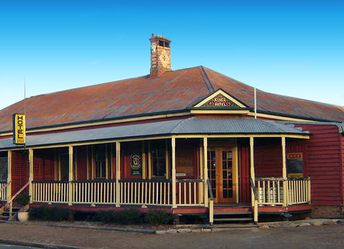 Maidenwell Hotel - Goulburn Accommodation