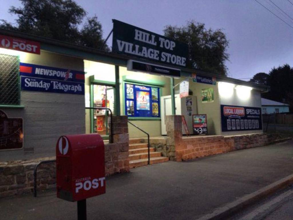 Hill Top Village Store - Goulburn Accommodation
