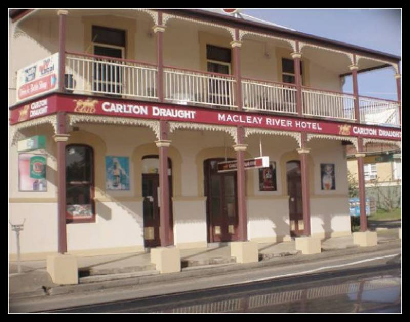 Macleay River Hotel - Goulburn Accommodation