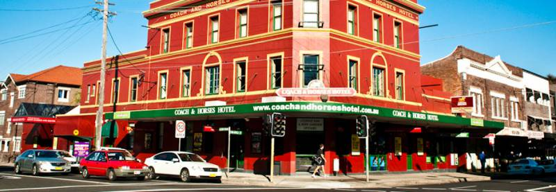 The Coach  Horses Hotel - Goulburn Accommodation