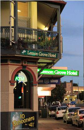Lemon Grove Hotel - Goulburn Accommodation