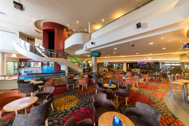 Rockhampton Leagues Club - Goulburn Accommodation