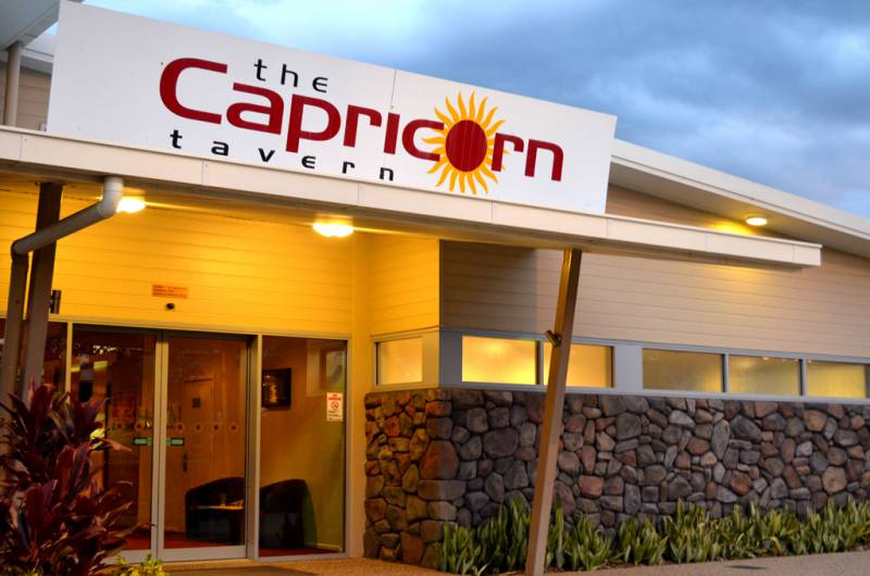 Capricorn Tavern - Goulburn Accommodation