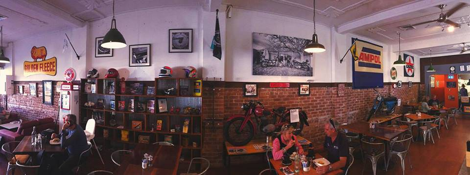 Roadies Cafe - Goulburn Accommodation