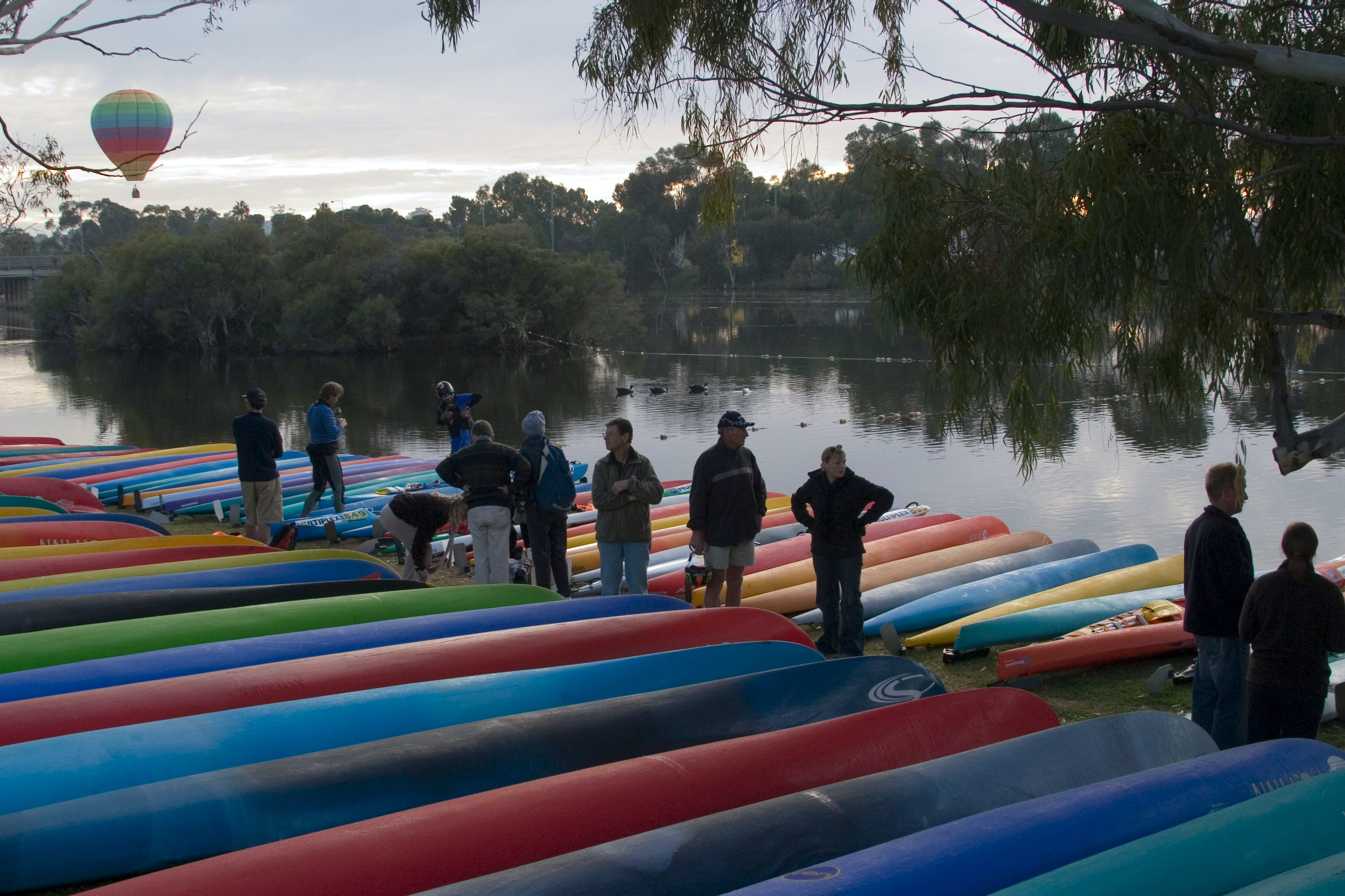 Avon Descent - Goulburn Accommodation