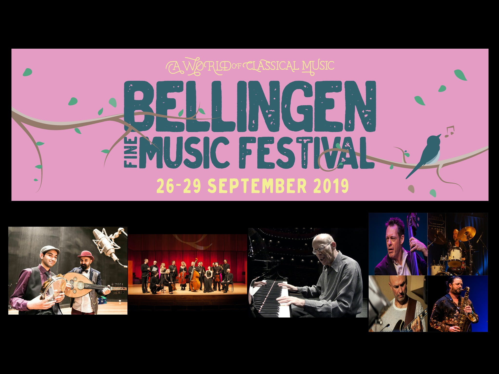 Bellingen Fine Music Festival - Goulburn Accommodation