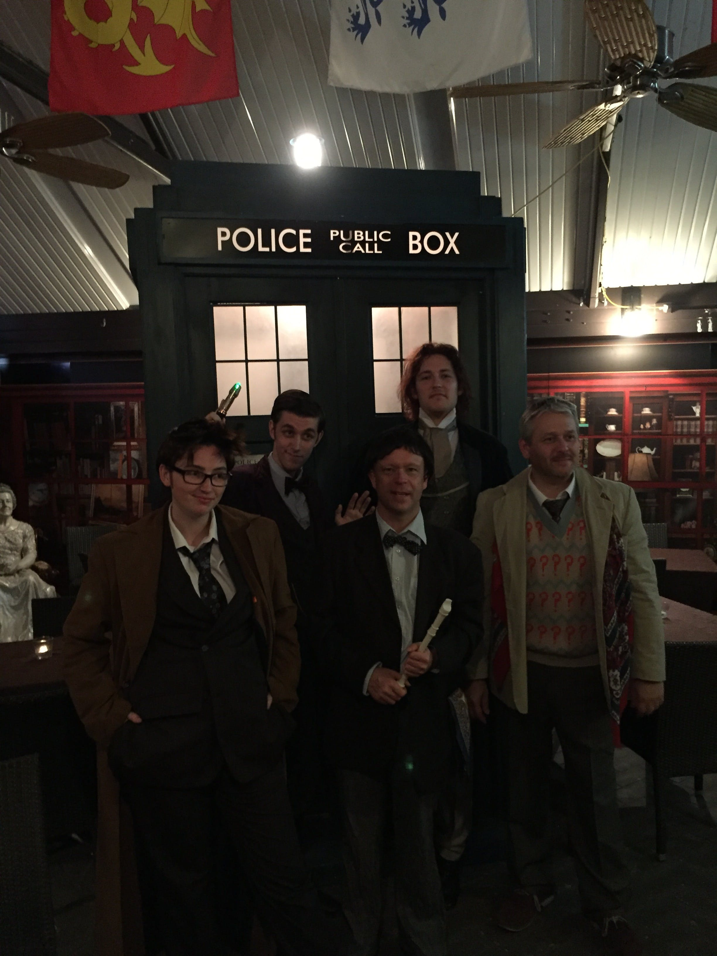 Dr Who Quiz Night - Goulburn Accommodation