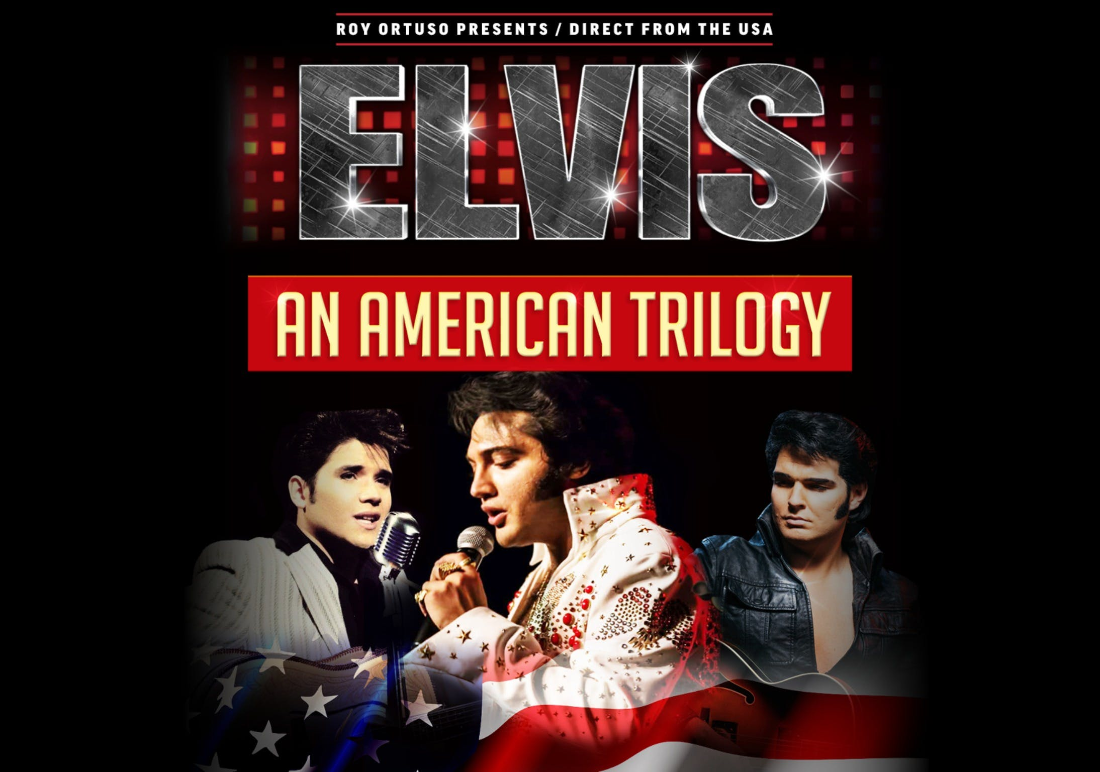 Elvis - An American Trilogy - Goulburn Accommodation