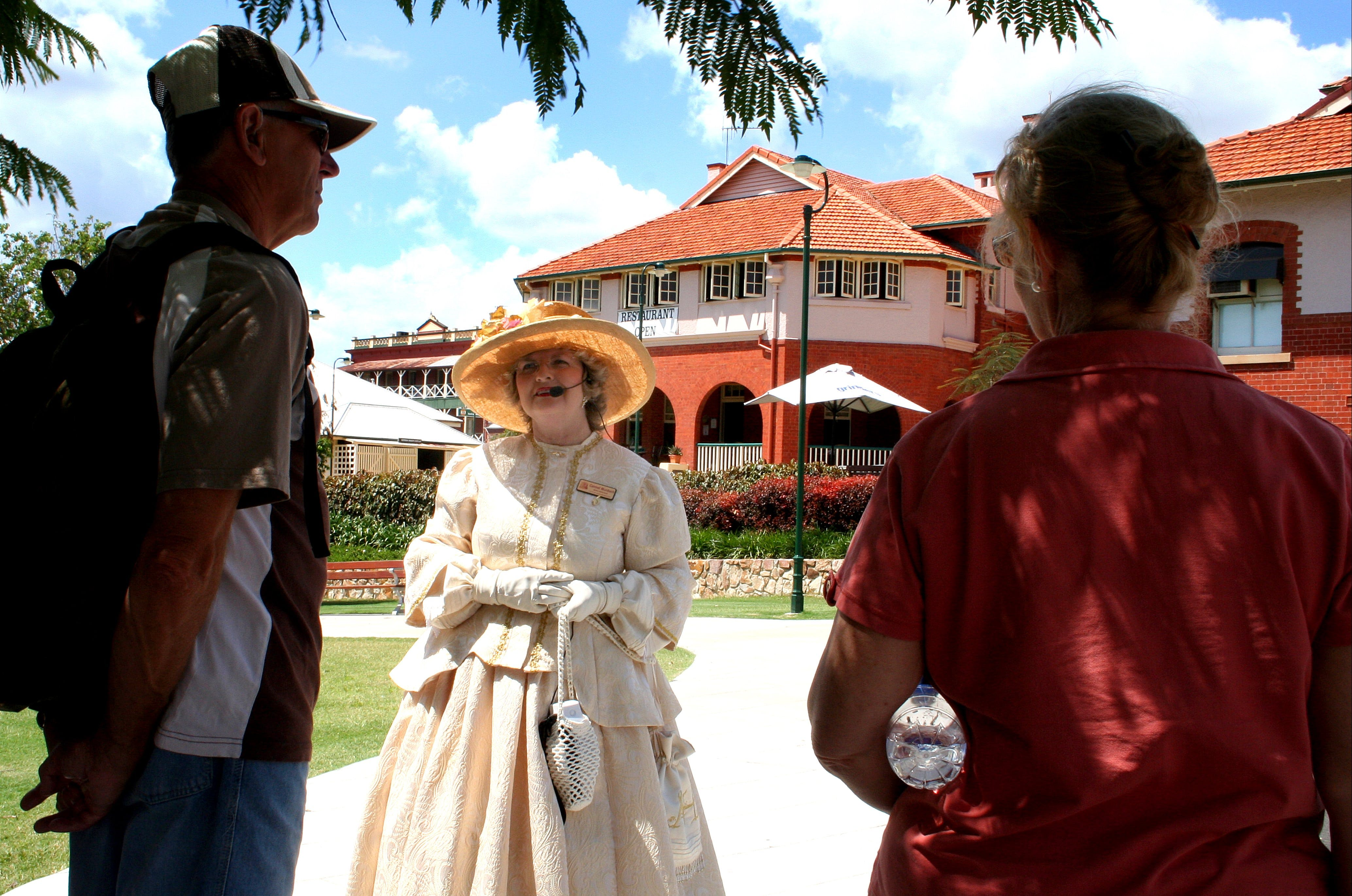 Free Guided Maryborough Heritage Walk Tour - Goulburn Accommodation