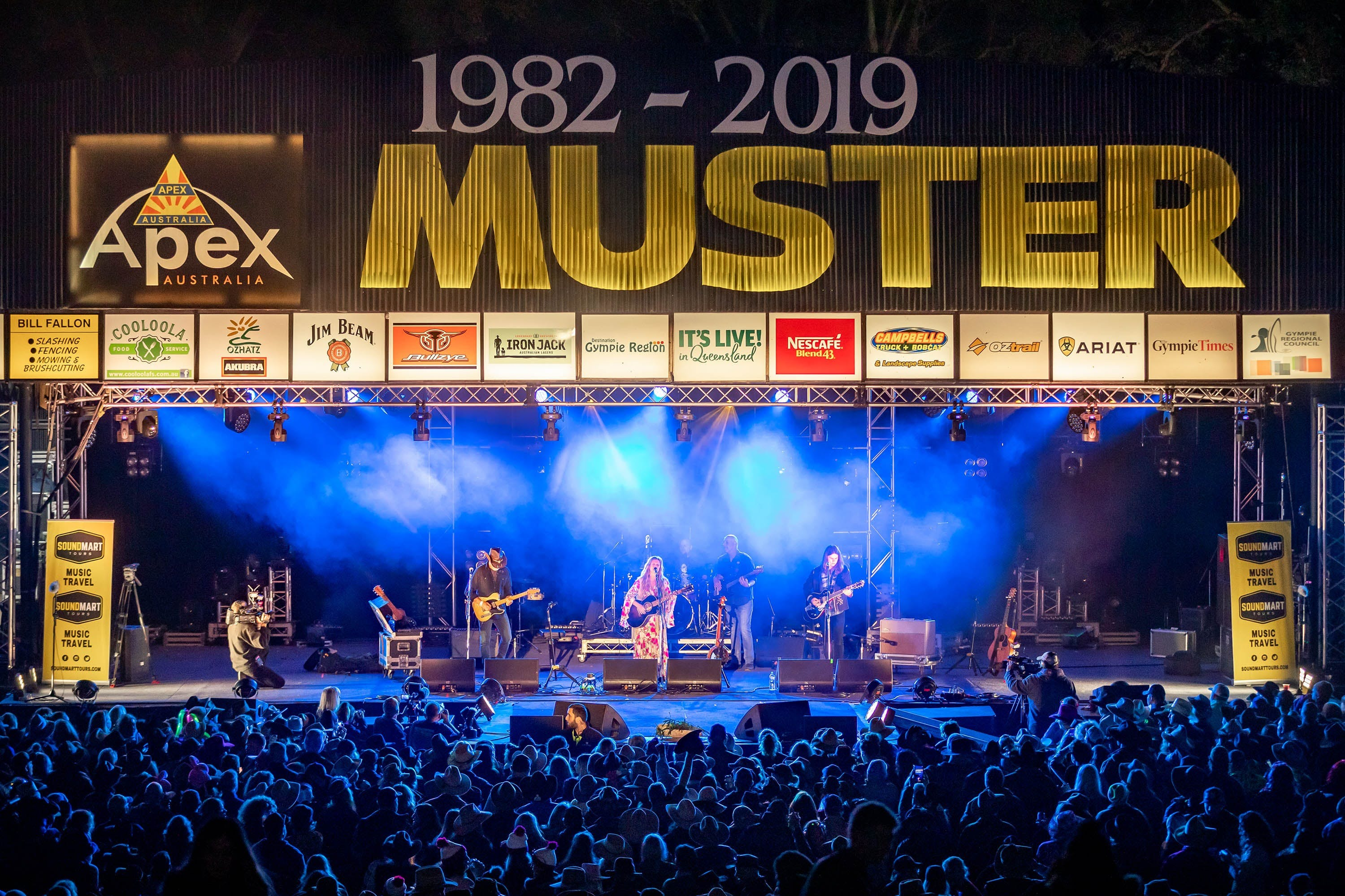Gympie Music Muster - Goulburn Accommodation