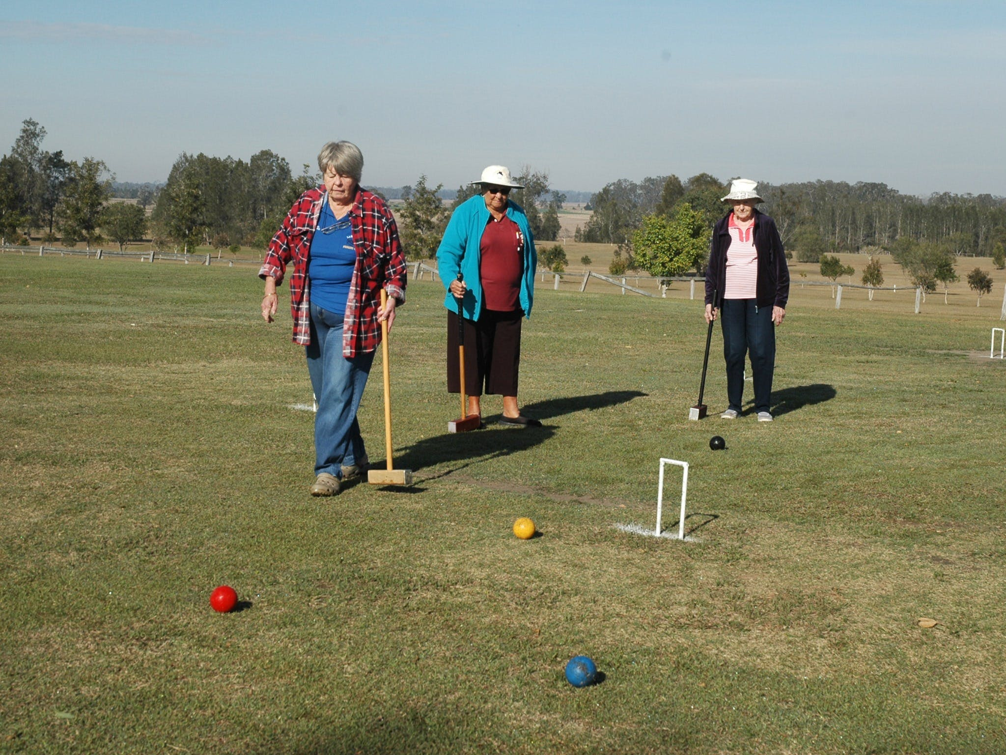 Lawrence Croquet Club - Goulburn Accommodation