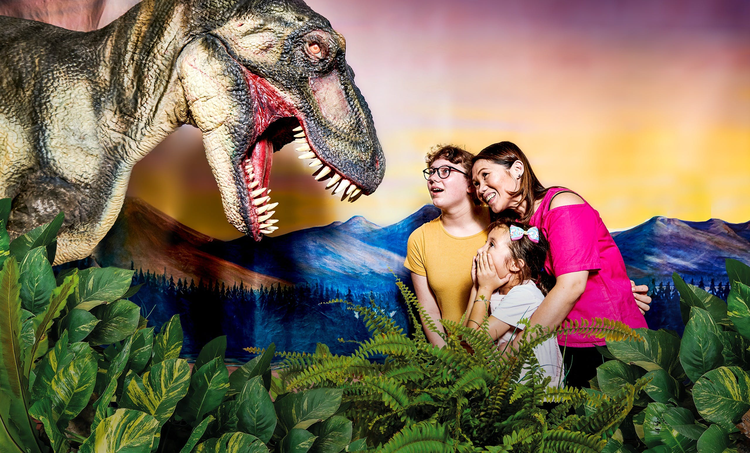 Meet the Dinosaurs at Scitech - Goulburn Accommodation