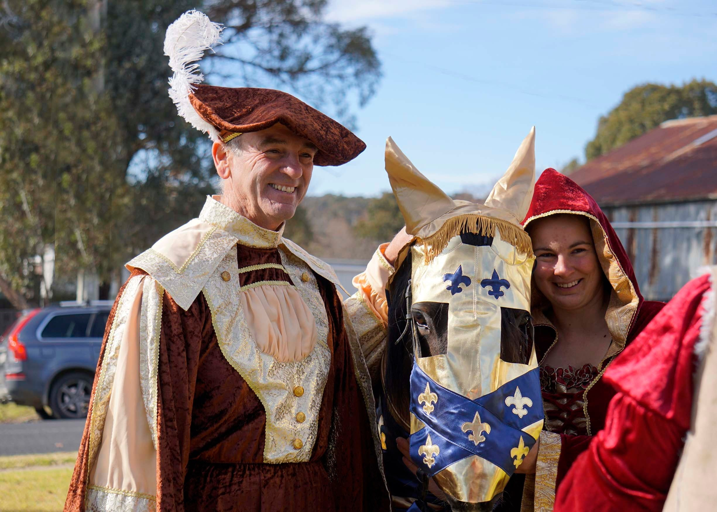 Newbridge Winter Solstice Festival - Goulburn Accommodation