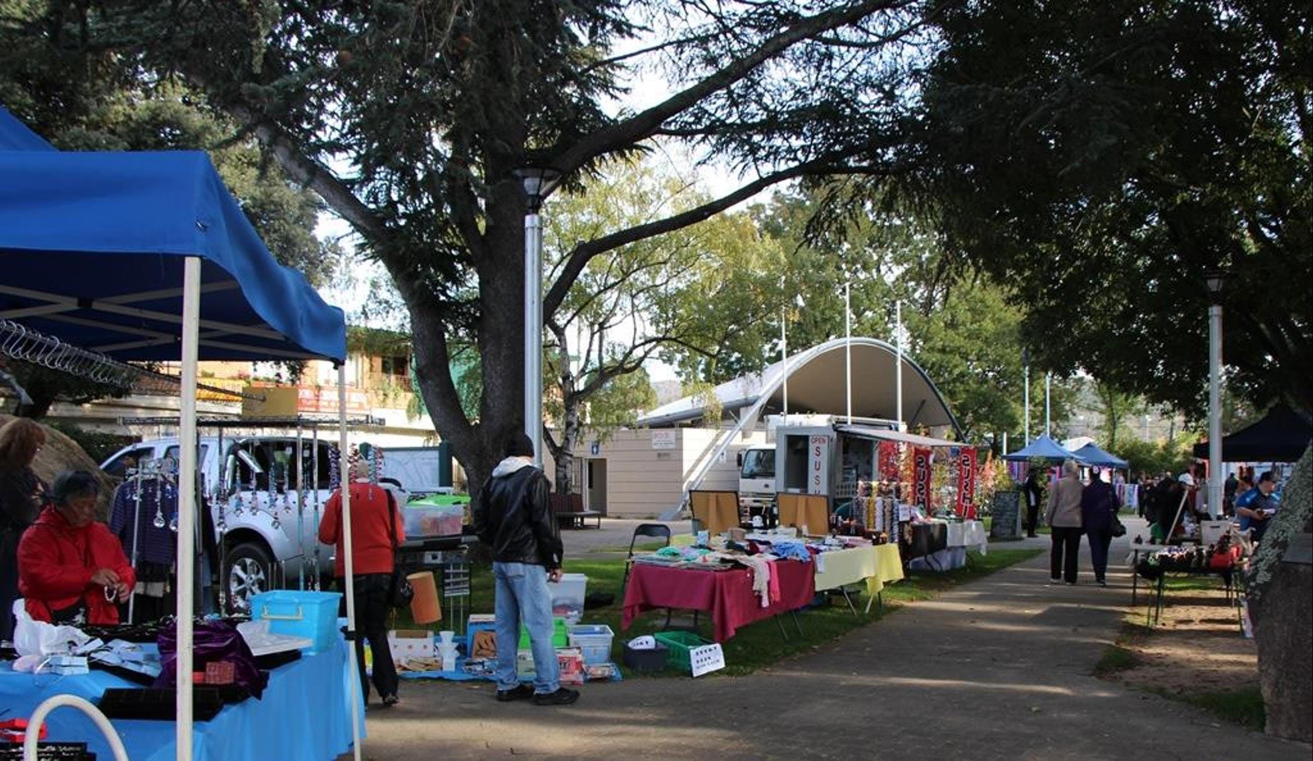 Cooma Rotary Markets - Goulburn Accommodation